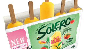 Unilever Trials Wrapper-Less Ice Creams