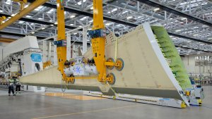 Bombardier Wins Engineering Prize For Eco-Designed Wing