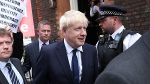 Boris Johnson Wins Tory Leadership Battle To Become Next Prime Minister