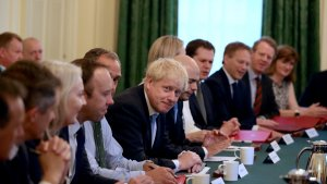 Boris Johnson's 'No Ifs, No Buts' Brexit Cabinet Assembles For First Meeting