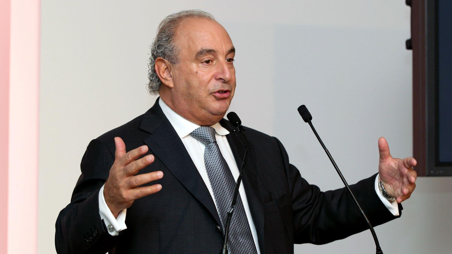 Assault Charges Against Sir Philip Green Dropped By US Prosecutors