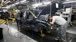 Economy Bounced Back In May As Car Production Recovered