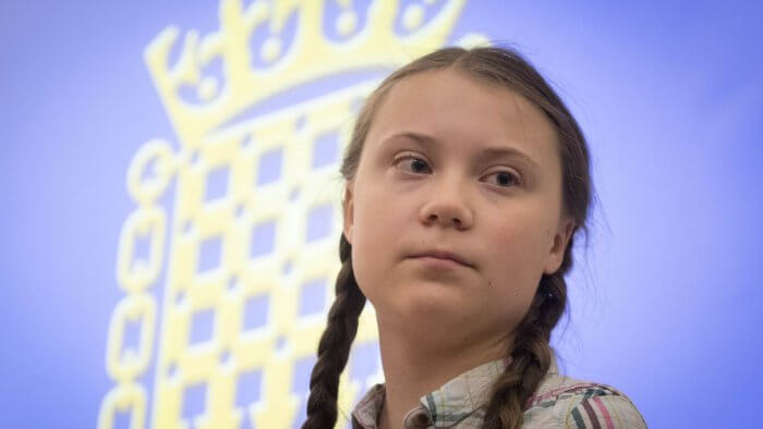 Greta Thunberg To Set Sail Across Atlantic For Climate Summits