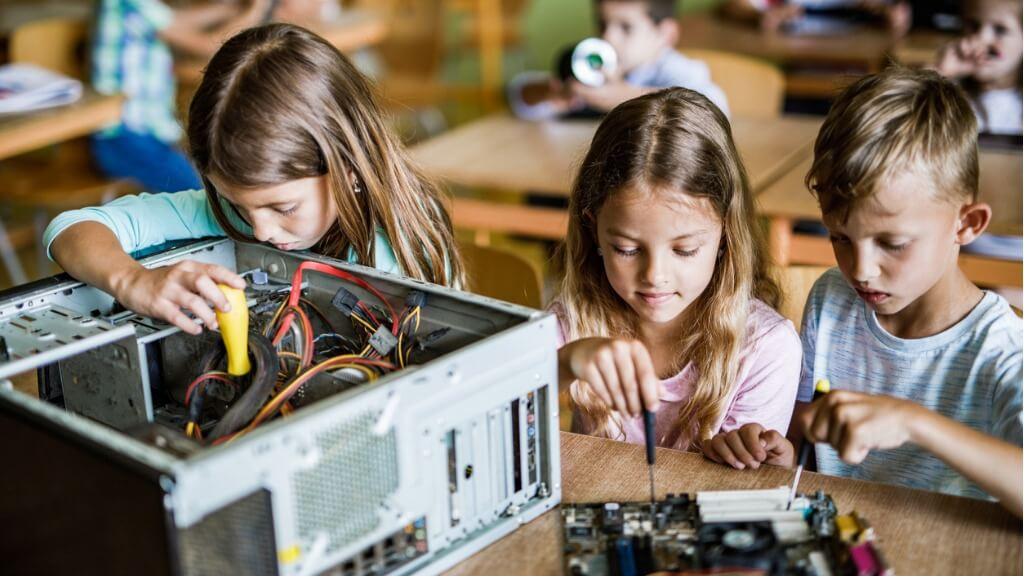 How Can We Encourage More Women Into STEM Positions?