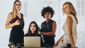 Women Make Great Crowdfunders