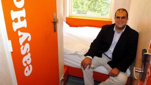 EasyHotel Shares Jump Despite 'Challenging' UK Market