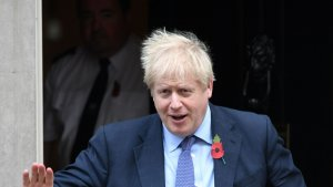 From Eton To Number 10: Boris Johnson's Colourful Political Career