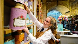 Royal Grocer Fortnum & Mason Toasts Higher Sales As Tea Demand Jumps