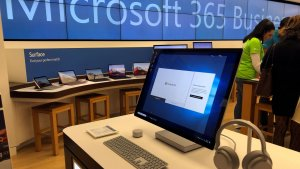 Microsoft Ploughs Ahead In Cloud Business Growth
