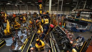 Productivity Shows 'Lacklustre' Growth Of Just 0.1%