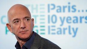 Amazon Boss Jeff Bezos Commits 10 billion Dollars To Fight Climate Change