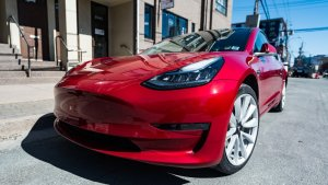 Tesla Posts Strong Profit On Back Of Electric Vehicle Sales
