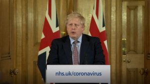 Economy Will Come Roaring Back After Covid-19, Says Johnson