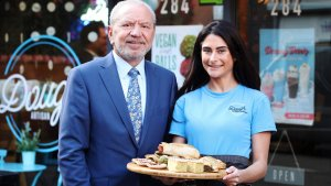 Lord Sugar Hopes Bakery's Vegan Expansion Will Bring In The Dough