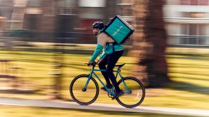 Deliveroo To Offer M&S Deliveries From BP Forecourts For Self-Isolated
