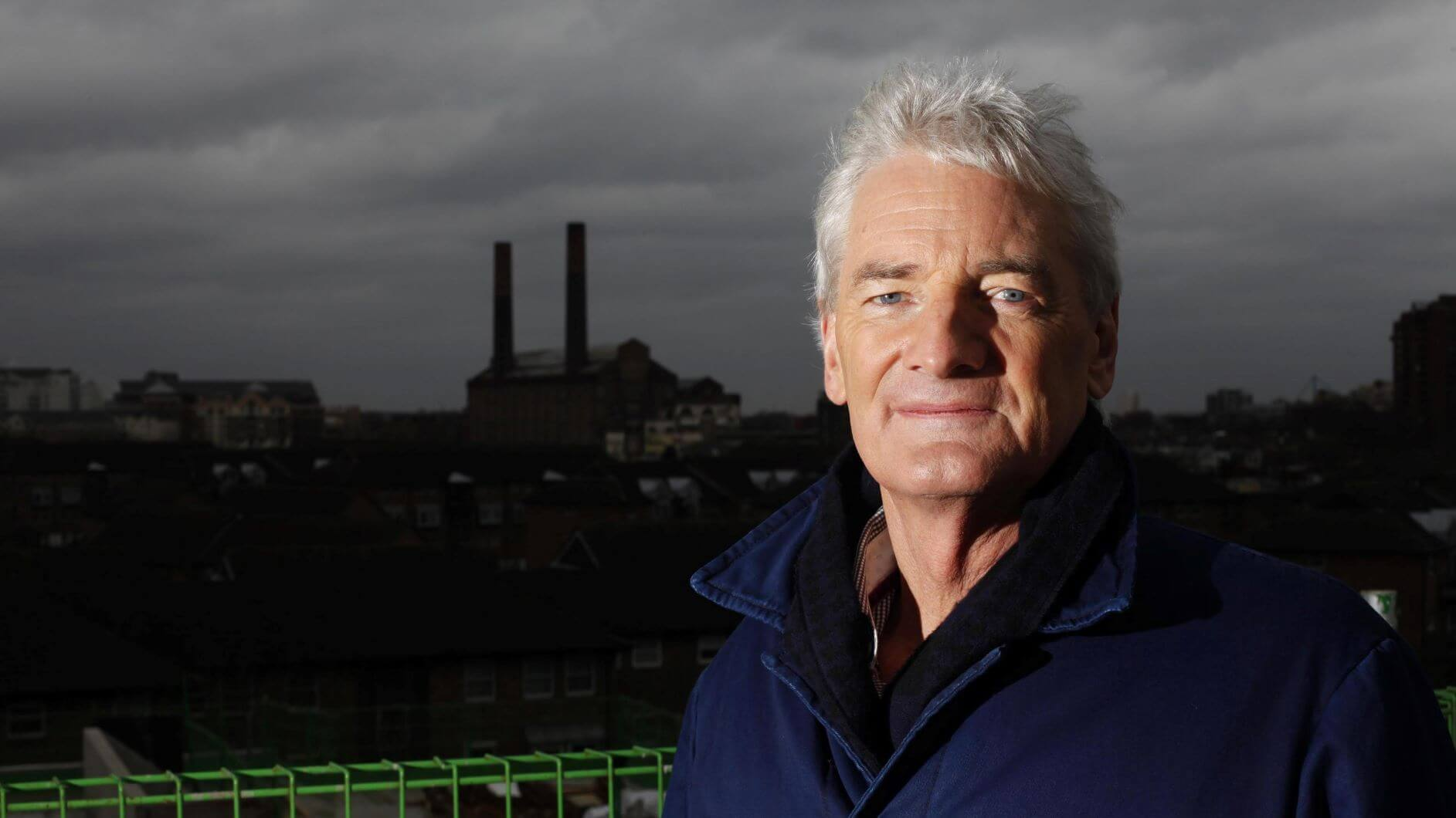 Sir James Dyson – From Vacuum Cleaners To Ventilators