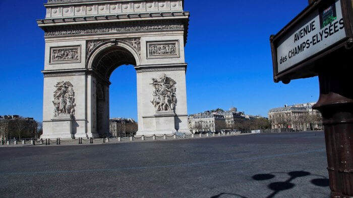 How To Survive Lockdown – One Man's Tips After 10 days In Paris Apartment