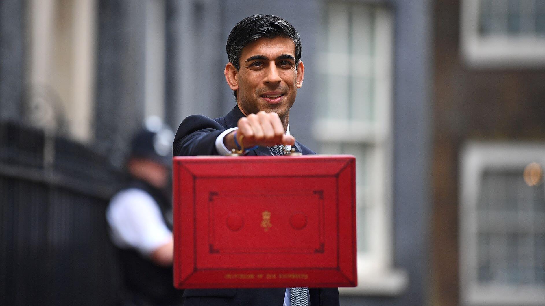 Budget Live: Highlights Of The Chancellor's Speech