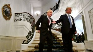 Trade Union Chiefs Warn PM Not To 'Cosy Up' To Trump In US Trade Talks