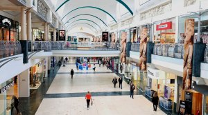 High Streets And Shopping Centres Hit By February Storms