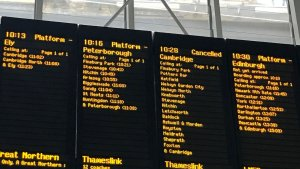 UK Rail Services To Be Reduced As Demand Plummets During Coronavirus Crisis