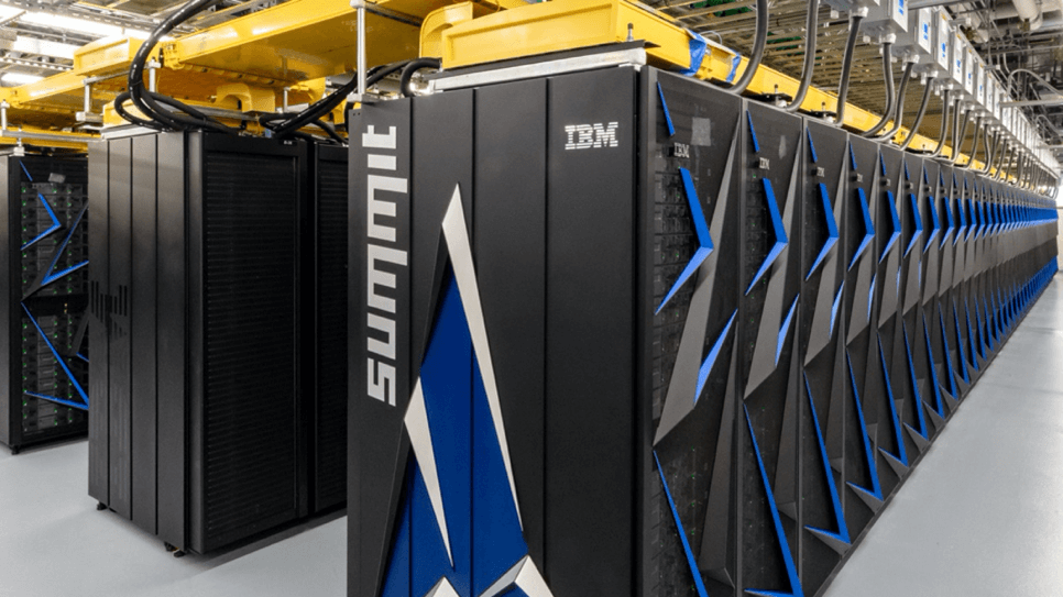 Scientists Using World's Most Powerful Supercomputers To Tackle Coronavirus