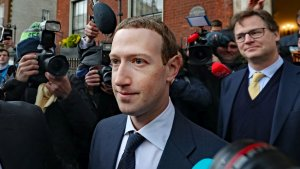 Zuckerberg: Half Of Facebook Staff Could Be Home Working By End Of Decade