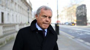 Adman Martin Sorrell Continues Expansion In Face Of Covid-19