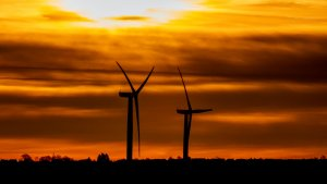 Winter Storms Help Push Renewable Power Ahead Of Fossil Fuels