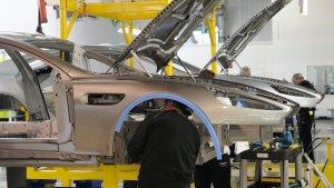Aston Martin To Raise £260m To Boost Finances
