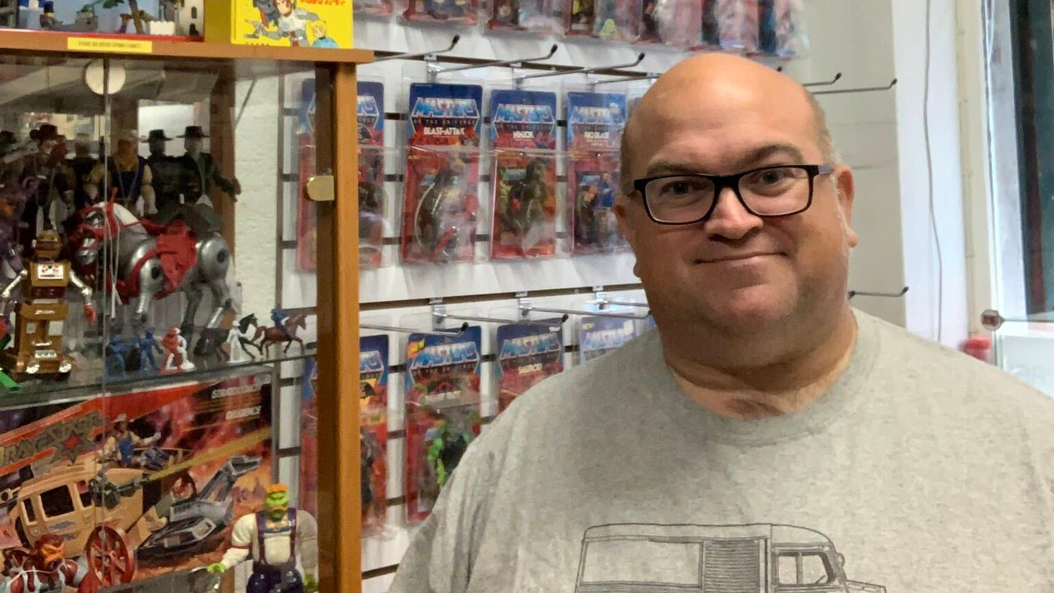 Leicester Toy Shop Owner Says New Lockdown Could Be 'Final Straw' For Businesses