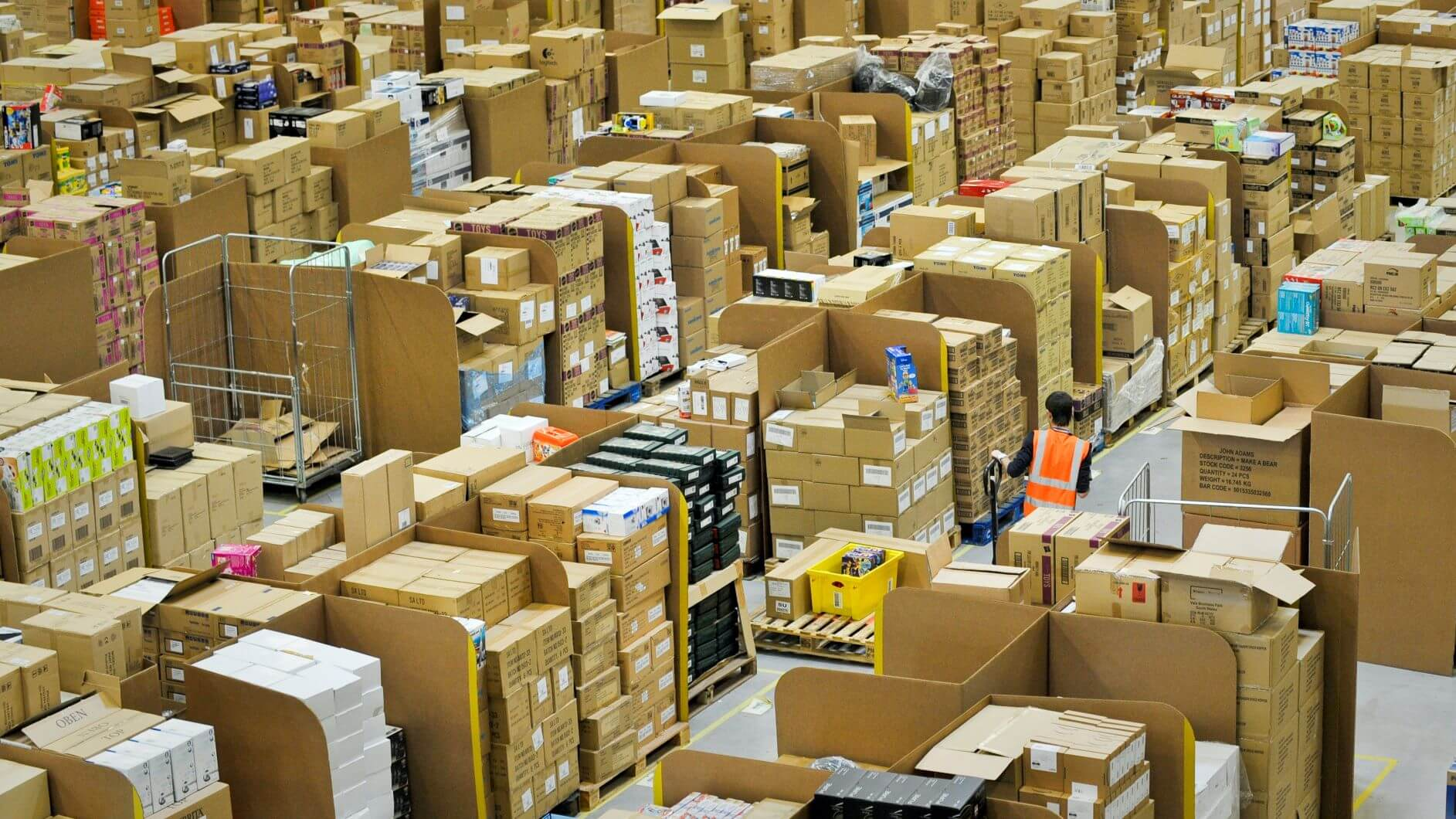 Lockdown Online Shopping Surge Boosts DS Smith E-Commerce Sales