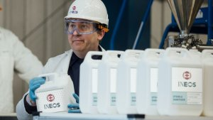 Ineos Launches New Healthcare Business Making Sanitisers And Hand Gels
