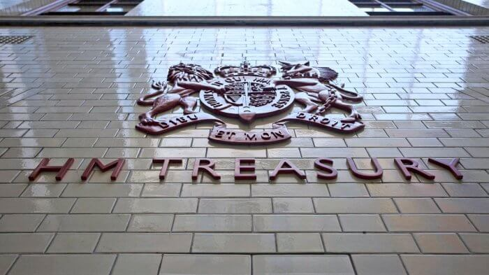 Treasury Covid-19 Support To Businesses Hits £50bn