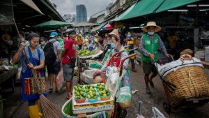 Covid-Related Slump In Tourism Fuels Contraction In Thailand's Economy