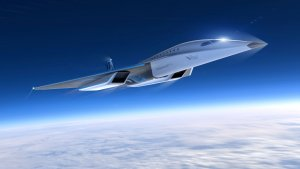 Virgin Galactic Signs Deal With Rolls-Royce To Develop Supersonic Aircraft