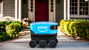 Amazon Starts Work With Driverless Delivery Team In UK