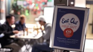 Restaurant Spending Increased By Third On Government Scheme Days