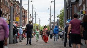 Footfall 'Not Returning' To City Centres As Office Workers Stay At Home