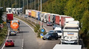 Leaked Brexit Letter Warns Of 7,000 Trucks Queuing In Kent With Two-Day Waits
