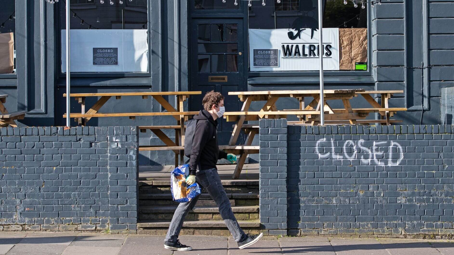 'Lifeline' Grants Vowed For Businesses Shut By Local Lockdowns