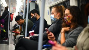 Commuter Numbers Fall Across UK After Second Wave Warnings