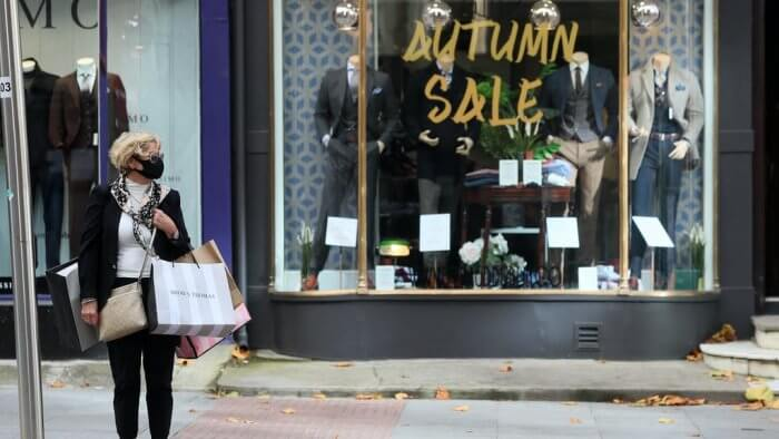 Shoppers Turn On To Online Spending As Sales Rise For Fifth Month