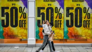Online Retailers Prepare For 'Biggest Black Friday' As Stores Stay Shut