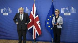 Brussels Steps Up No-Deal Planning As Deadline On UK-EU Trade Talks Looms