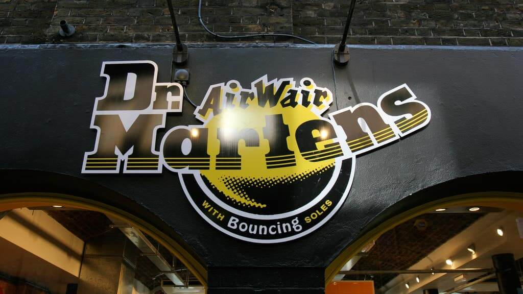 Dr Martens Aims For Stock Market Listing Next Month