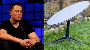 Rural Users Testing Elon Musk's Satellite Broadband Reveal 'Amazing' Improvement