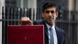 Rishi Sunak Sets Out Plan To Hike Corporation Tax In His Budget