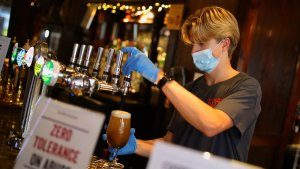 Publicans Uneasy Over Only Allowing Access To Vaccinated Customers