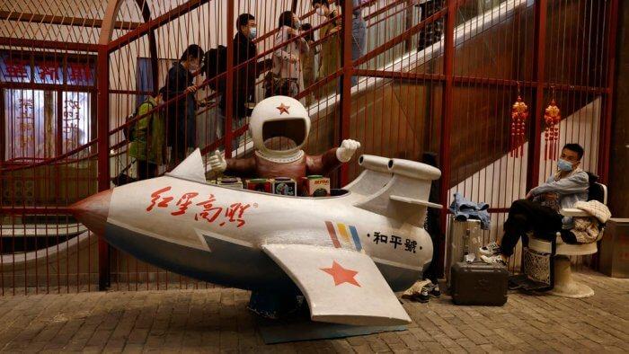 China's Economy Grows 18.3% In Post-Coronavirus Recovery